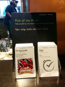 Starbucks compatibility matters