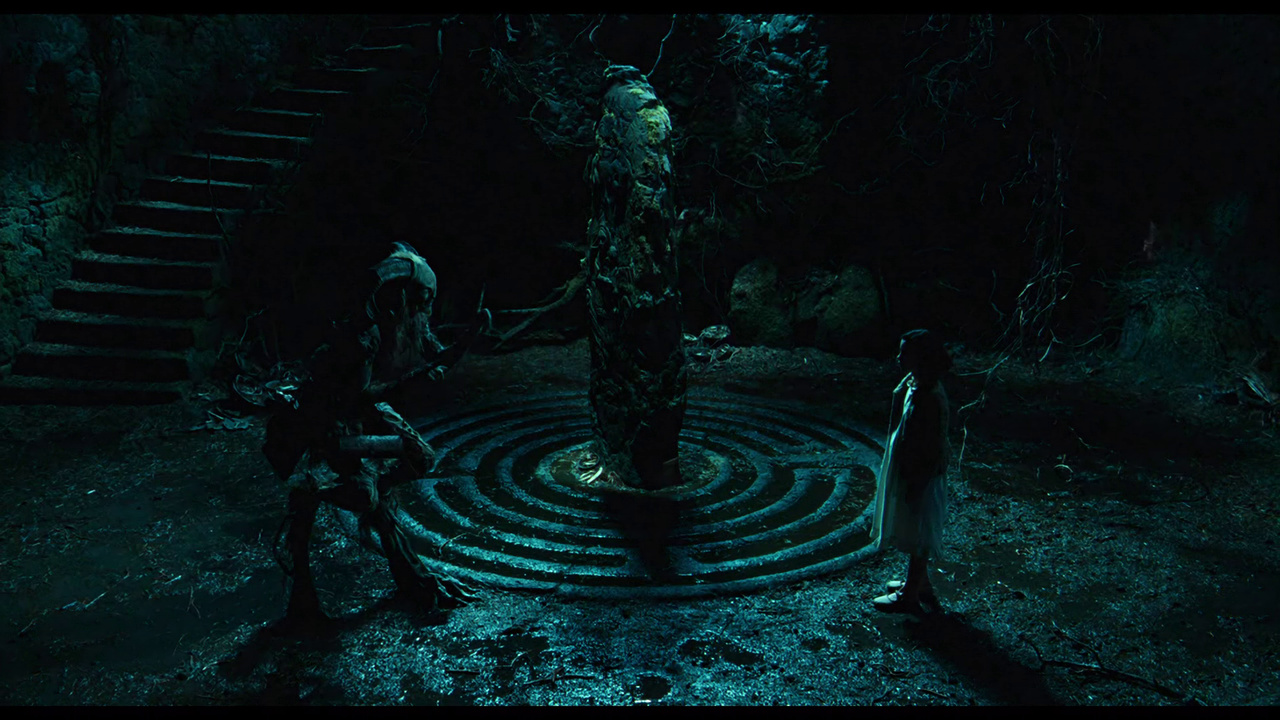 Pan Laberynth - sacred
