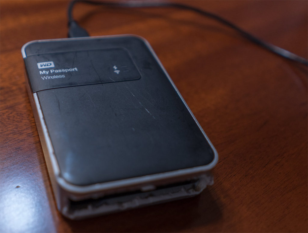 WD Passport as a Photo & Video Backup Solution on the Go
