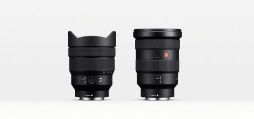 New Sony FE 16-35 and F12-24 Full frame lenses