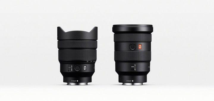 New Sony FE 16-35 and F12-24 Full frame lenses